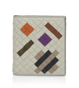 Bottega Veneta Artsy Leather Wallet