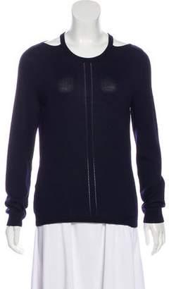 Altuzarra Merino Wool Cutout Sweater w/ Tags