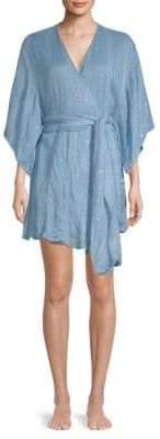 Graziella Sundress Wrap Dress