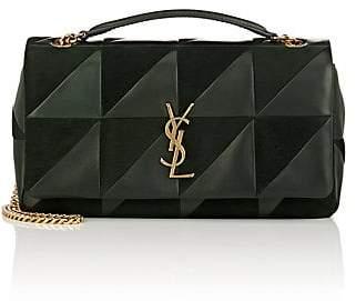 Saint Laurent Women's Jamie Medium Leather & Suede Chain Bag