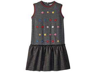 Dolce & Gabbana Knit Dress (Toddler/Little Kids)