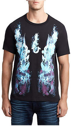 True Religion MENS FIRE PANTHER TEE