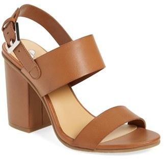 Women's Bp. 'Truce City' Block Heel Sandal $69.95 thestylecure.com