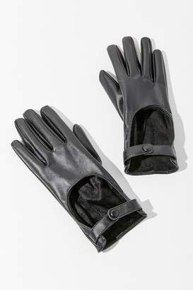 Urban Outfitters Faux Leather Glove