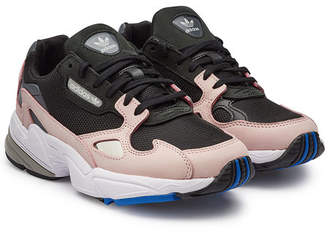 adidas Falcon Sneakers with Leather
