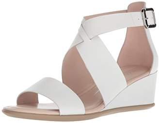 Ecco Women's Women's Shape 35 Ankle Strap Wedge Sandal