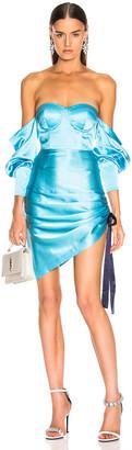 retrofete Cori Dress in Light Blue | FWRD