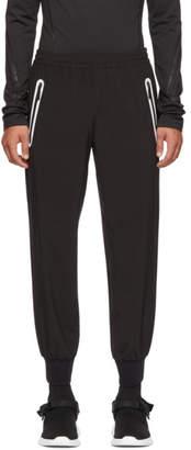 BLACKBARRETT by NEIL BARRETT Black Heat Seal Track Pants