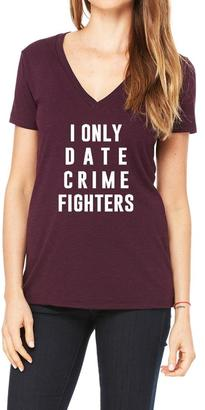 Bella Crime Fighters Tee $28 thestylecure.com