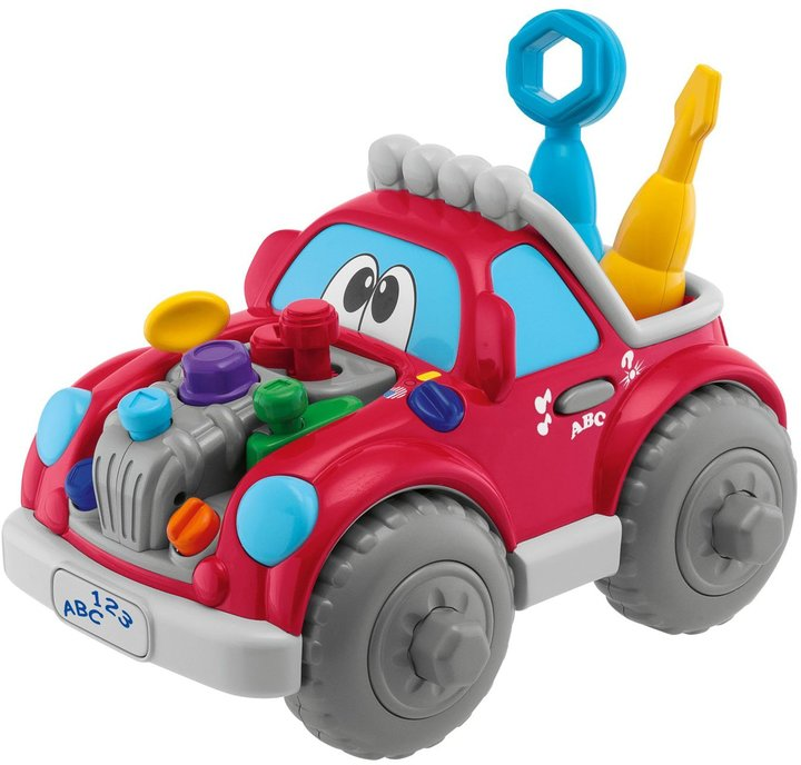 Chicco Bilingual Talking Mechanic Car