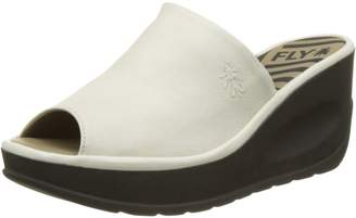 Fly London Women's JAMB864FLY Wedge Sandal