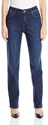 Bandolino Women's Mandie 5 Pocket Jean-Average Length $40.01 thestylecure.com