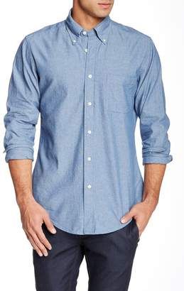 Brooks Brothers Chambray Regular Fit Shirt