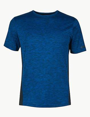 M&S Collection Active Crew Neck T-Shirt