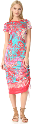 Fuzzi Short Sleeve Dress $525 thestylecure.com