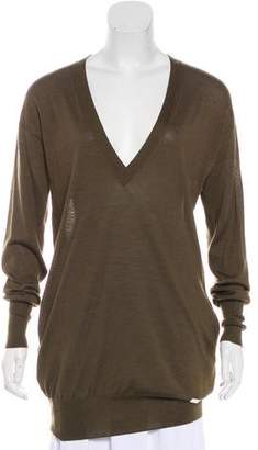 Gucci Cashmere & Silk-Blend Sweater