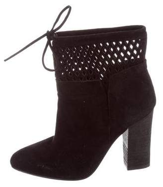 Belle by Sigerson Morrison Pointed-Toe Ankle Boots