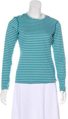 Patagonia Striped Long Sleeve Top