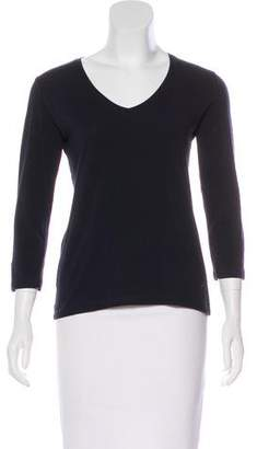 Les Copains Jersey Long Sleeve Top