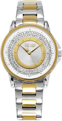 Co SO & New York Women's 5219.4 Madison Quartz Wrist Watches