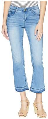 Jones New York Madison Bootcut w/ Released Hem Jeans in Janis Women's Jeans