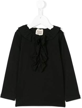Douuod Kids ruffled top
