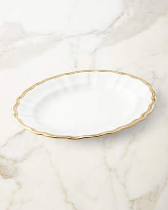 Carlton Royal Crown Derby Gold Medium Platter