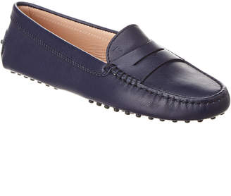 Tod's TodS Gommino Leather Driving Shoe