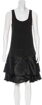Diane von Furstenberg Roberta Jean Wool Dress
