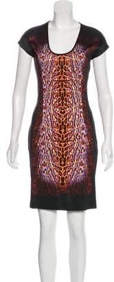 Just Cavalli Sleeveless Mini Dress w/ Tags