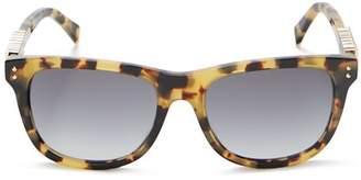 Moschino Women's 003 Rectangle Sunglasses, 53mm