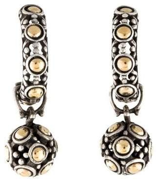 John Hardy Jaisalmer Ball Drop Earrings