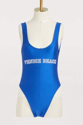 Private Party Venice beach one-piece swimsuit