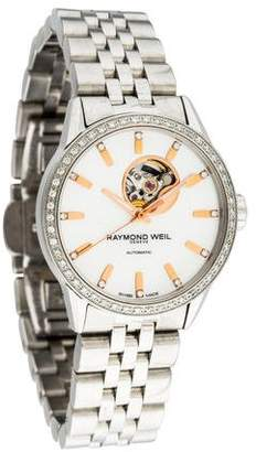 Raymond Weil Freelancer Watch