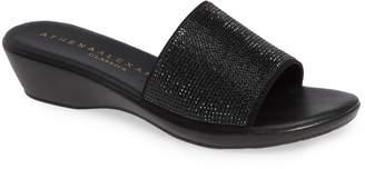 Athena Alexander Stroller Slide Sandal