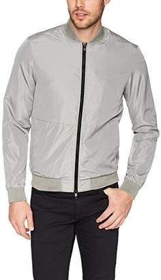 J. Lindeberg Men's Nylon Bomber Jacket