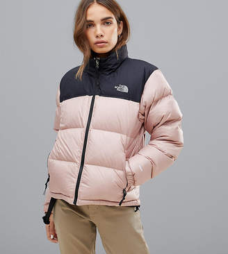 The North Face Womens 1996 Retro Nuptse Jacket in Pink