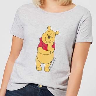 06aa1943 Disney Winnie The Pooh Classic Women's T-Shirt