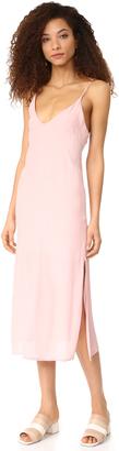 MLM LABEL Mali Slip Dress $175 thestylecure.com