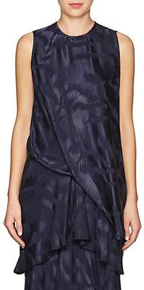 Sies Marjan Women's Lysa Sleeveless Blouse - Dark Navy
