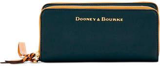 Dooney & Bourke Double-Zip Wallet