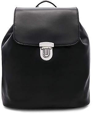 657e00e0cf91 Flap Drawstring Backpack - ShopStyle Australia