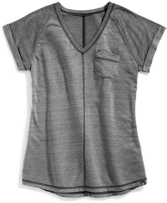 Eastern Mountain Sports Ems Women's Ethereal V-Neck T-Shirt