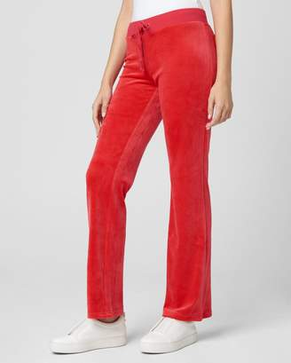 Couture Juicy CoutureJuicy Ultra Luxe Velour Del Rey Pant