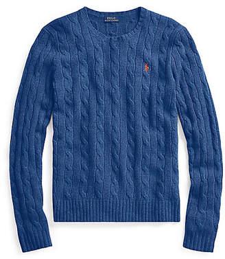 Polo Ralph Lauren (ポロ ラルフ ローレン) - [POLO RALPH LAUREN(ウィメンズ)] コットン ケーブル セーター