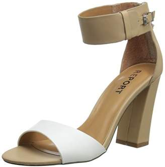 Report Women's Madysan Dress Sandal $78.98 thestylecure.com