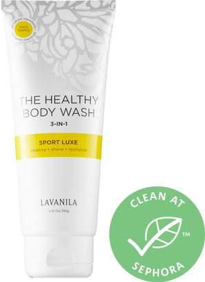 LAVANILA Sport Luxe Healthy Body Wash 3-in-1