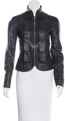 LAMB Lightweight Leather Jacket $200 thestylecure.com