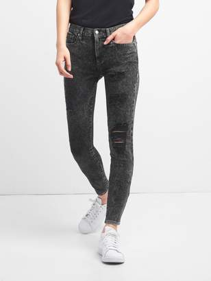 Gap Special Edition High Rise True Skinny Jeans in 360 Stretch