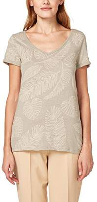 Esprit Women's 048ee1k024 T-Shirt,X-Small